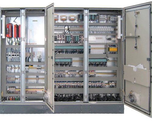 quadri elettrici-motion control device