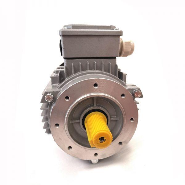 Motore trifase Seipee con flangia tipo-B14 (a 8 fori)